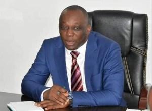 Mr. Peter Mrakpor Delta Attorney-General and Commissioner for Justice