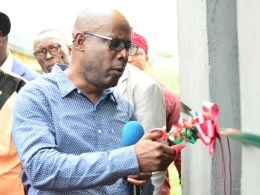 Inauguration of Water Project Donated by Ochor Foundation to Obi-Obeti Mixed Secondary School Water Project
