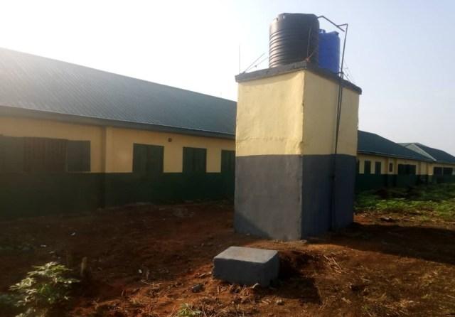 Obi-Obeti Mixed Secondary School Water Project