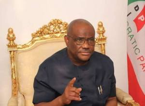 Rivers State Governor, Nyesom Wike