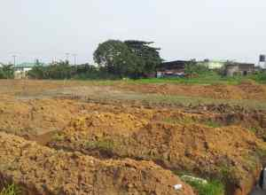 Foundation of College of Education Warri Hostel Project