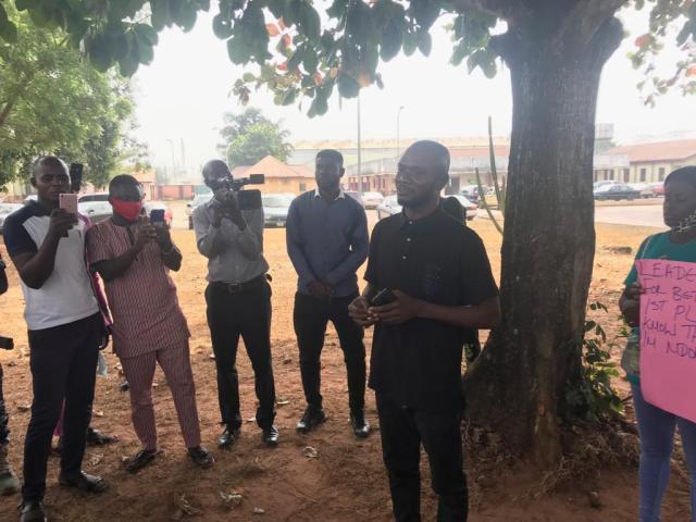 Ndokwa Youths Visit Osanebi