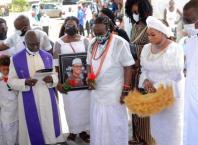 Burial of Late Ighoruemu Akpedeye
