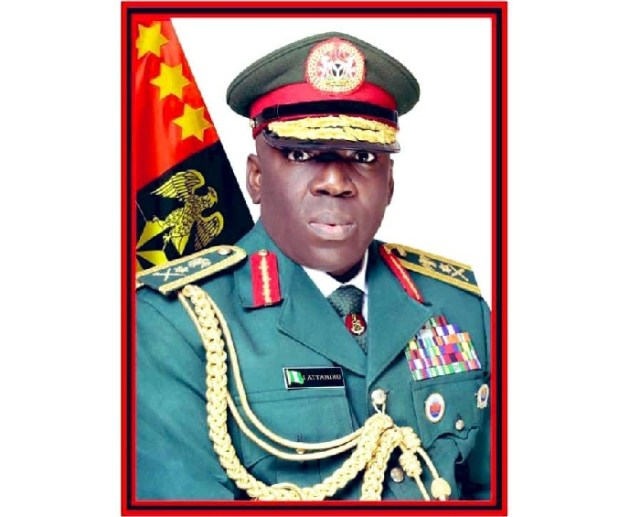 Chief of Army Staff, General Ibrahim Attahiru