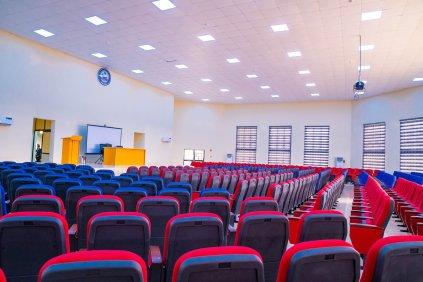 Auditorium of FRSC Training School Delta state