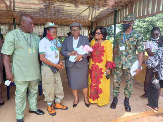 Corps Member Put to Birth at Delta NYSC Camp