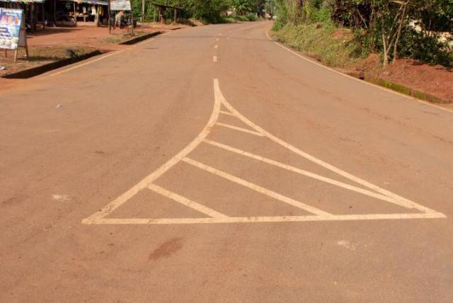 Alihame Abavo Road Project