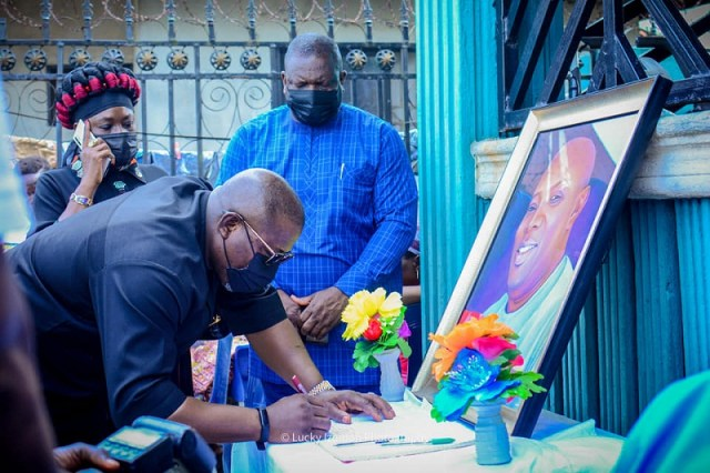 Delta Assembly Mourns Kenneth Ogba