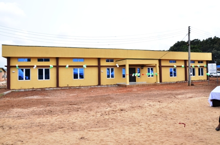 Elumelu Constituency Projects - Vocational Centre in Oshimili South Local Government