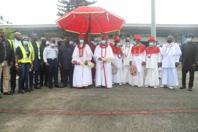 Osubi Airport Re-Opening