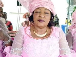 Late Chief Mary Iyasere