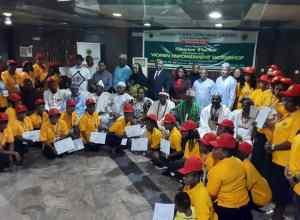 Nigerian Gas Company Women Empowerment