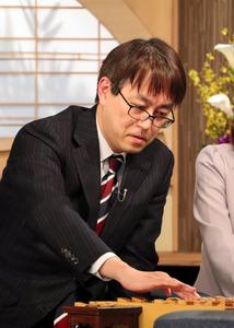 NHK杯戦で7年ぶり11回目の優勝を果たした羽生善治九段