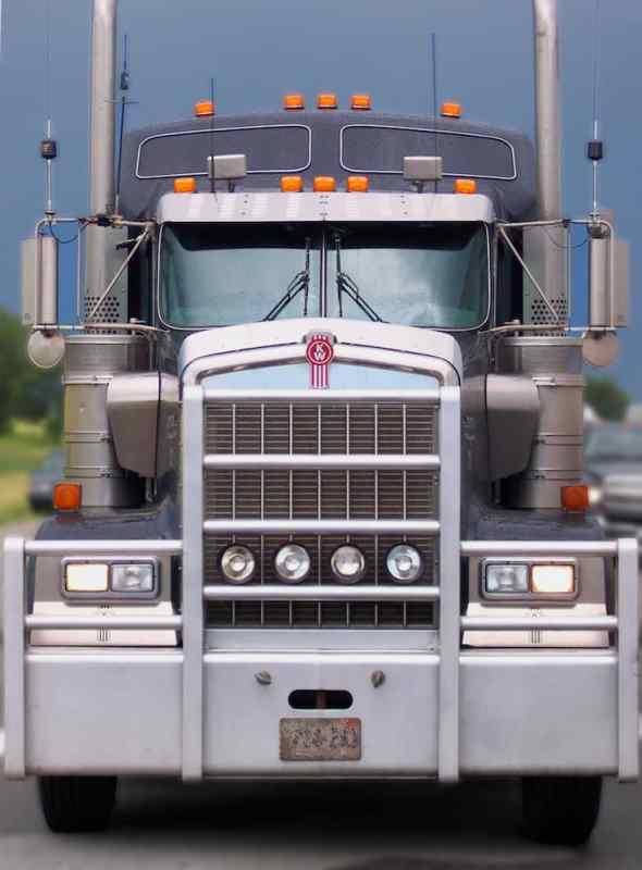 A humongous truck