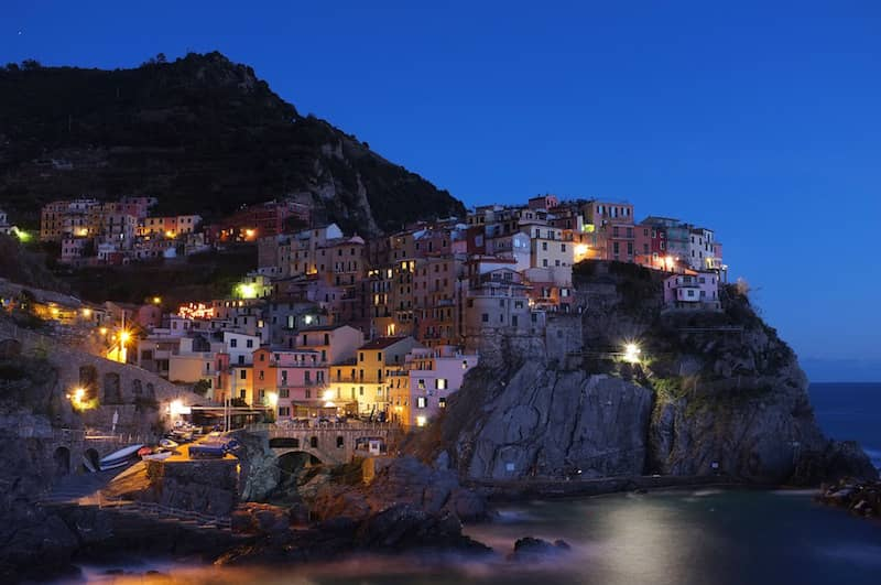 Cinque Terre - learn a foreign language