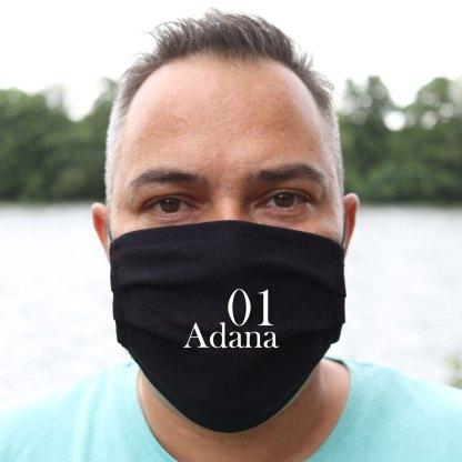 01 Adana Maske
