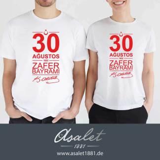 30 Agustos Zafer Bayrami T-Shirt