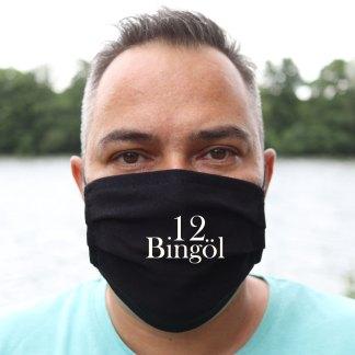 12 Bingöl Maske