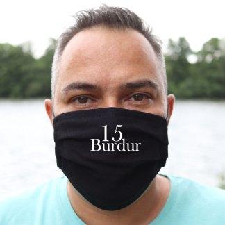 15 Burdur Maske