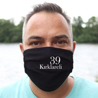 39 Kirklareli Maske