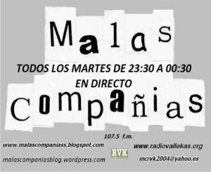 Malas Compañías @ Madrid | Comunidad de Madrid | España