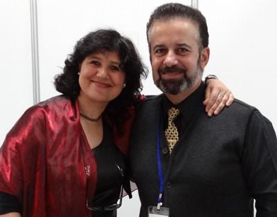 Maria del Mar Molina y Juan Varela