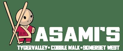 Asami's Restaurant Logo