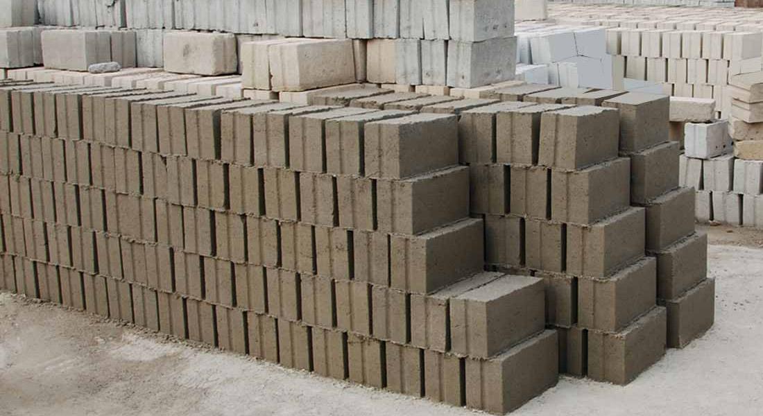 Building Block Factory Ghana - Concrete Blocks