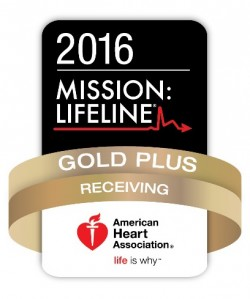 Asante Rogue Regional Recognized by the American Heart