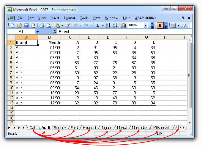 Asap Utilities For Excel Blog An Easy Way To Split Sheets