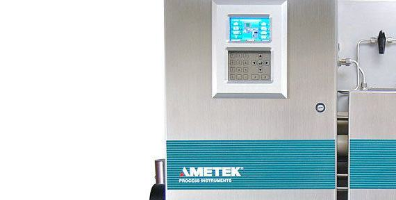 ASaP and Ametek Model 888 Tailgas Analyzer