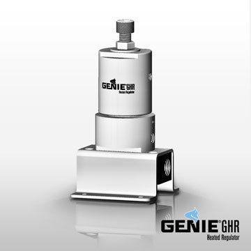 A+ Corporation Genie Model GHR Heated Pressure Regulator