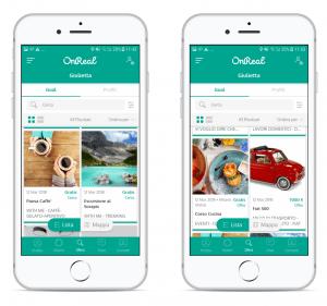 OnReal - 2018 Best Mobile App Awards