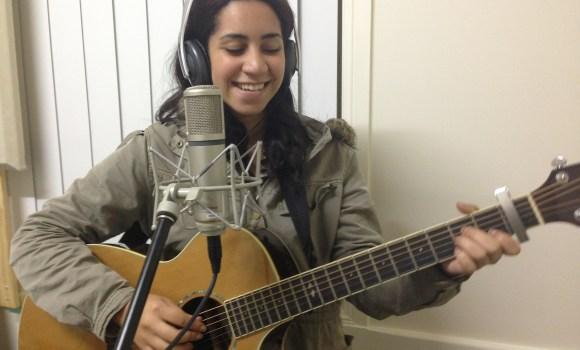 Mirette Sameh - Asaph Tunes Christian Orthodox Music Artist