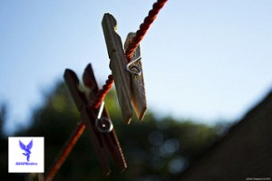 Sigue en la cuerda, busca tu pinza . . .