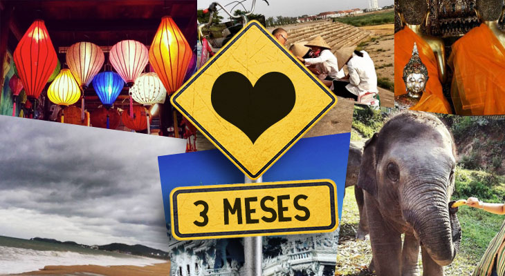 3 meses de estrada, 4 países, 23 cidades e muita SAUDADE no peito!