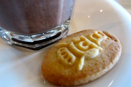 A Bastian's biscuit