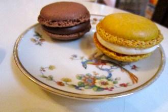 Macarons at L'Art Sucré
