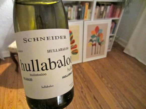 Hullabaloo Cuvée from Markus Schneider