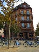 Harvey's restaurant bar in Frankfurt