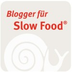 Slow Food Blogger Button