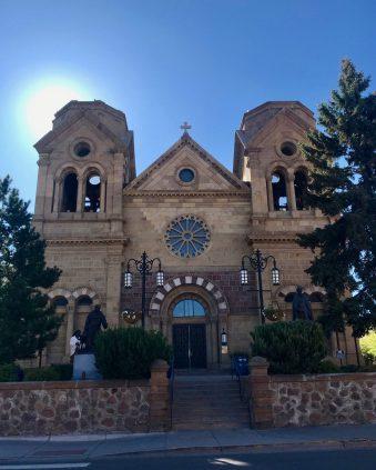 The Cathedral Basilica of Saint Francis of Assisi, Santa Fe
