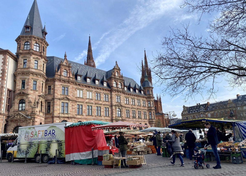 Wiesbaden Farmers Market March 14
