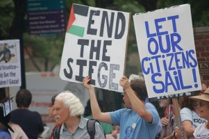 Palestine is Still the Issue: The Freedom Flotilla, Raed Salah, and Israel's myth of invincibility