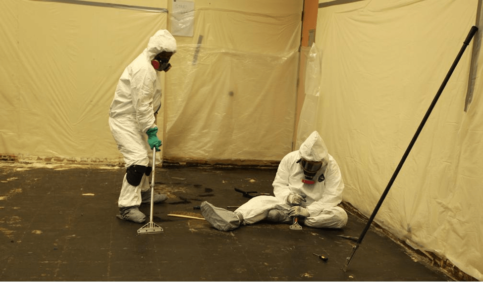 3 Stages of Asbestos Air Monitoring