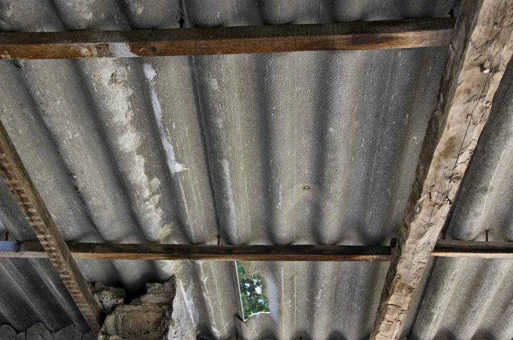 Corrugated Garage Roof Removal Costs Asbestos Removal London