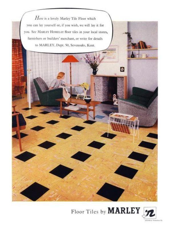 Marlrey Asbestos Floor Tiles