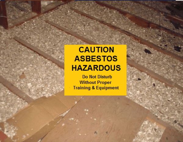 How To Detect Dangerous Asbestos Insulation Asbestos