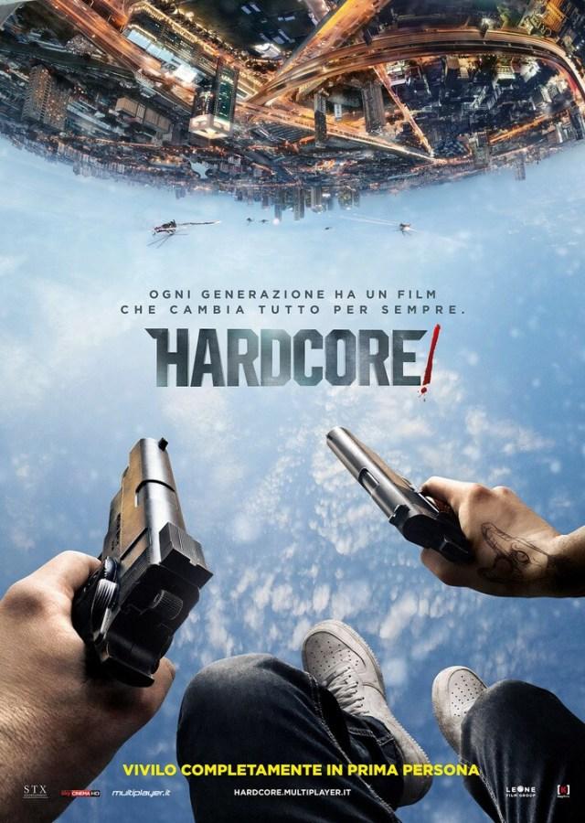Hardcore! (2015) poster locandina