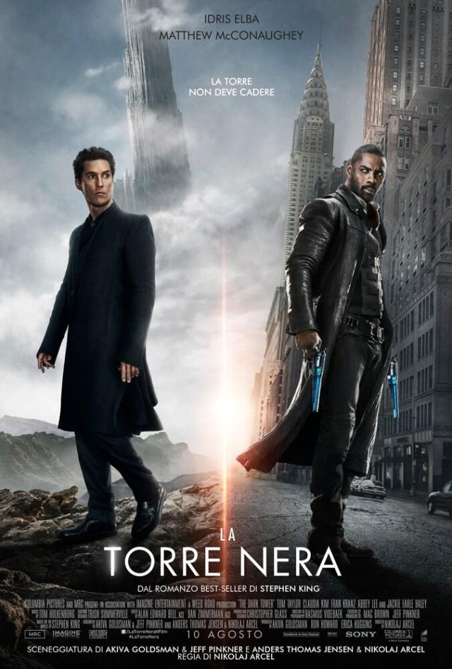La Torre Nera poster locandina